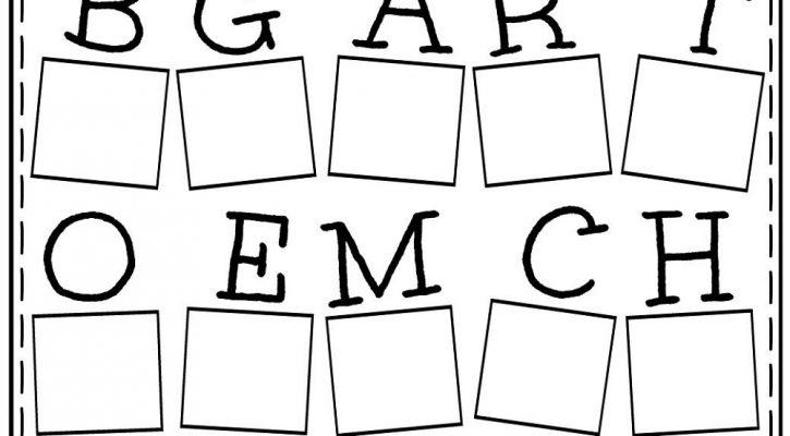 Fun Printable Worksheets Alphabet