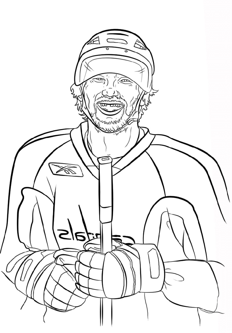 Tom Brady Coloring Pages Picture