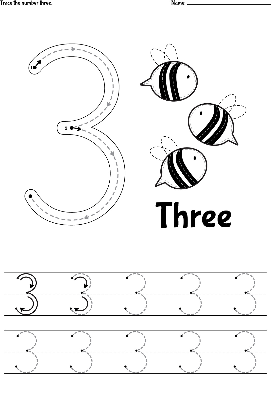 3-Year-Old-Education-Worksheets-Number.