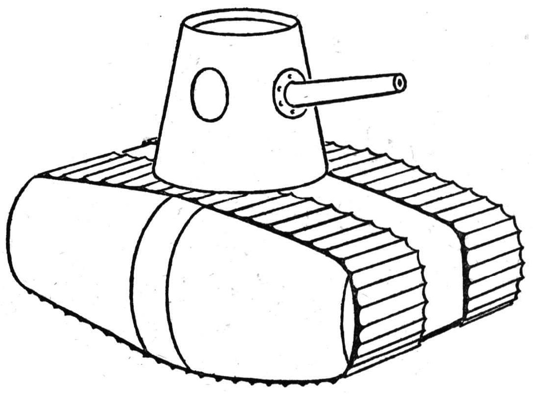 Army Tank Coloring Pages To Print