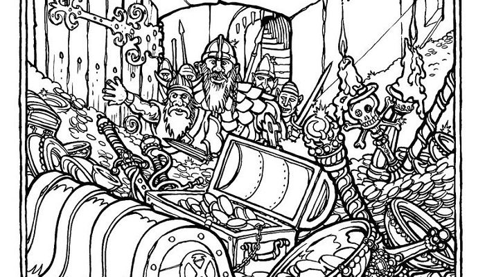 Coloring Pages For Adults To Print Advanced