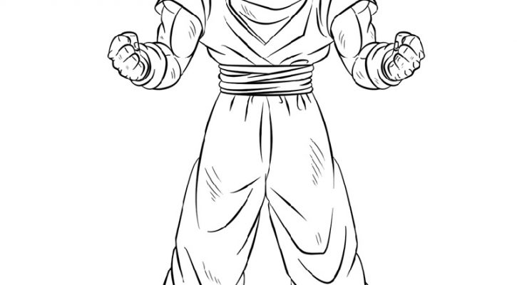 Dragon Ball Super Coloring Pages K5 Worksheets