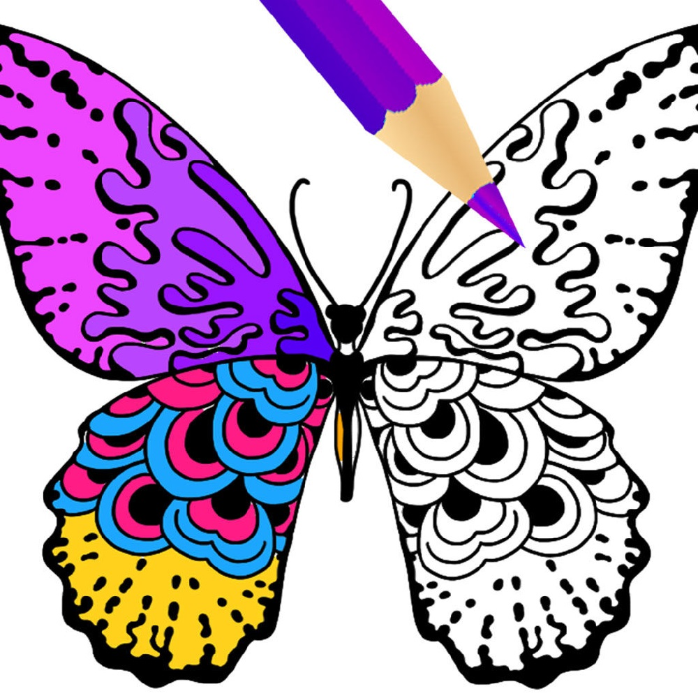 Free Coloring Apps For Adults Color Therapy