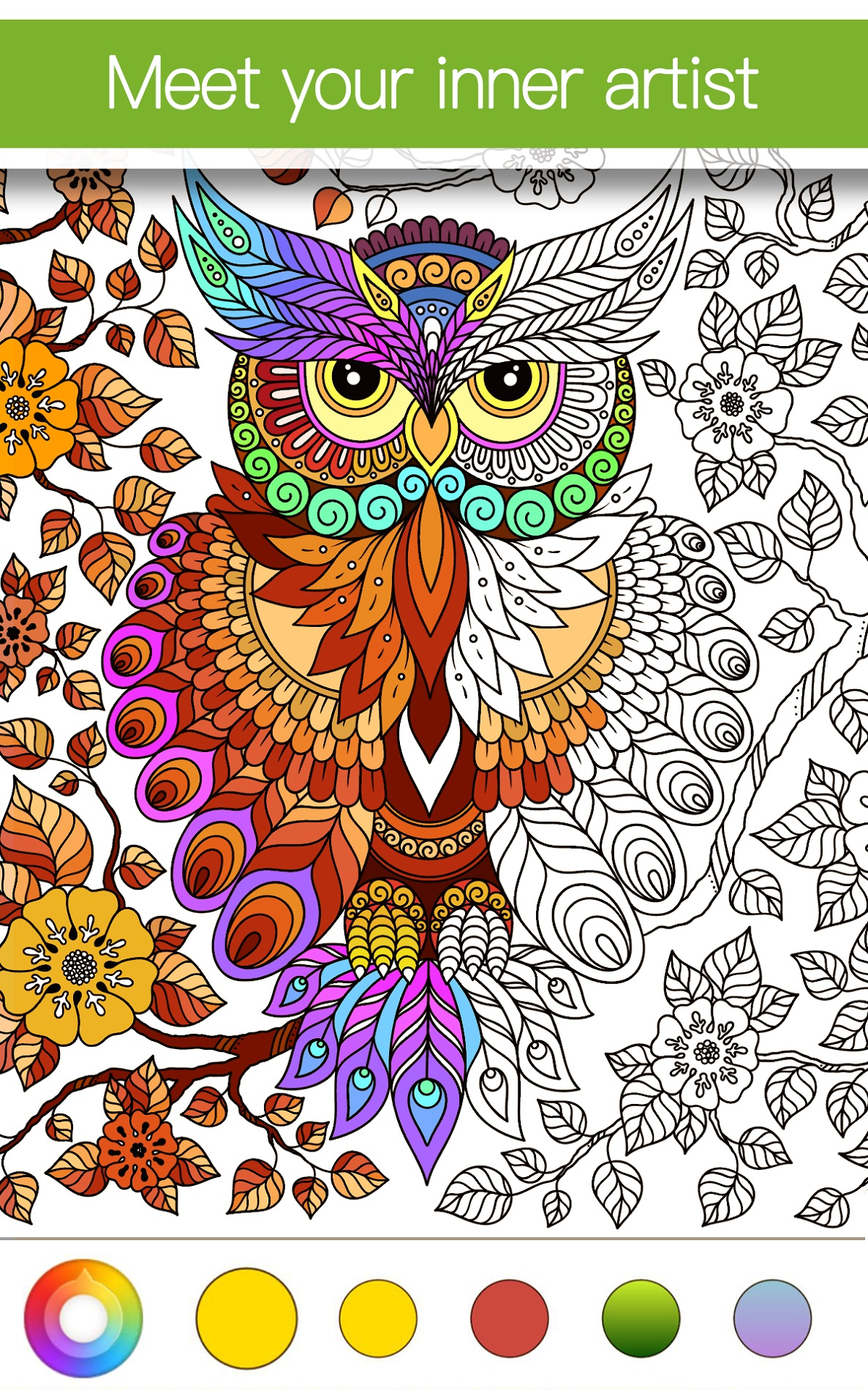 Free Coloring Apps For Adults Premium
