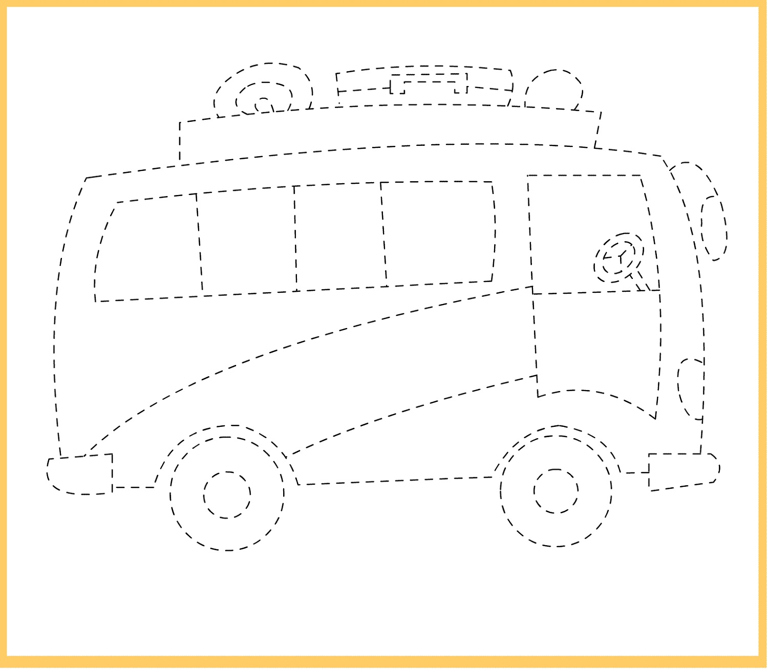 Free Printable Activities Tracing