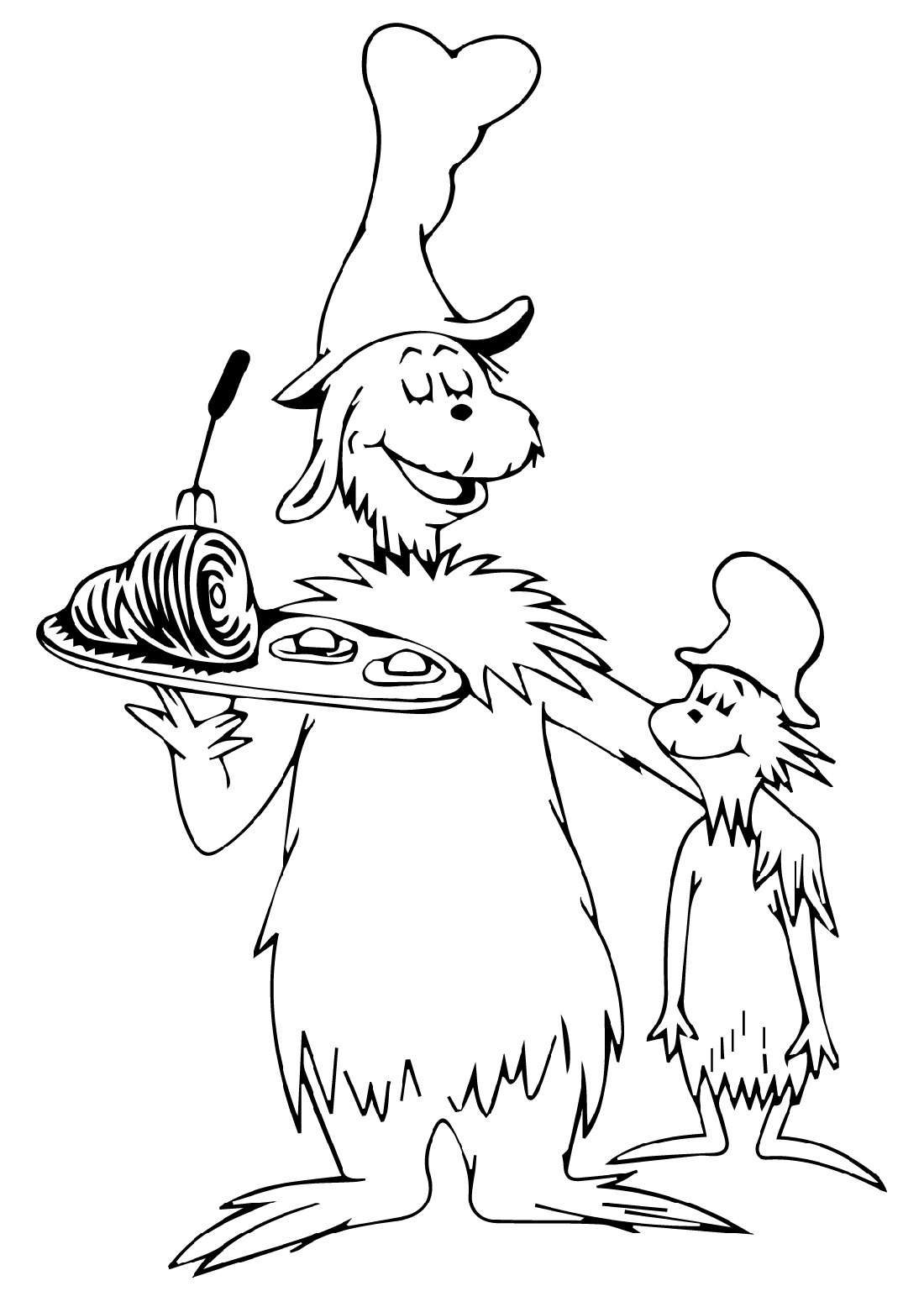 Green Eggs And Ham Coloring Pages Various Episodes K5