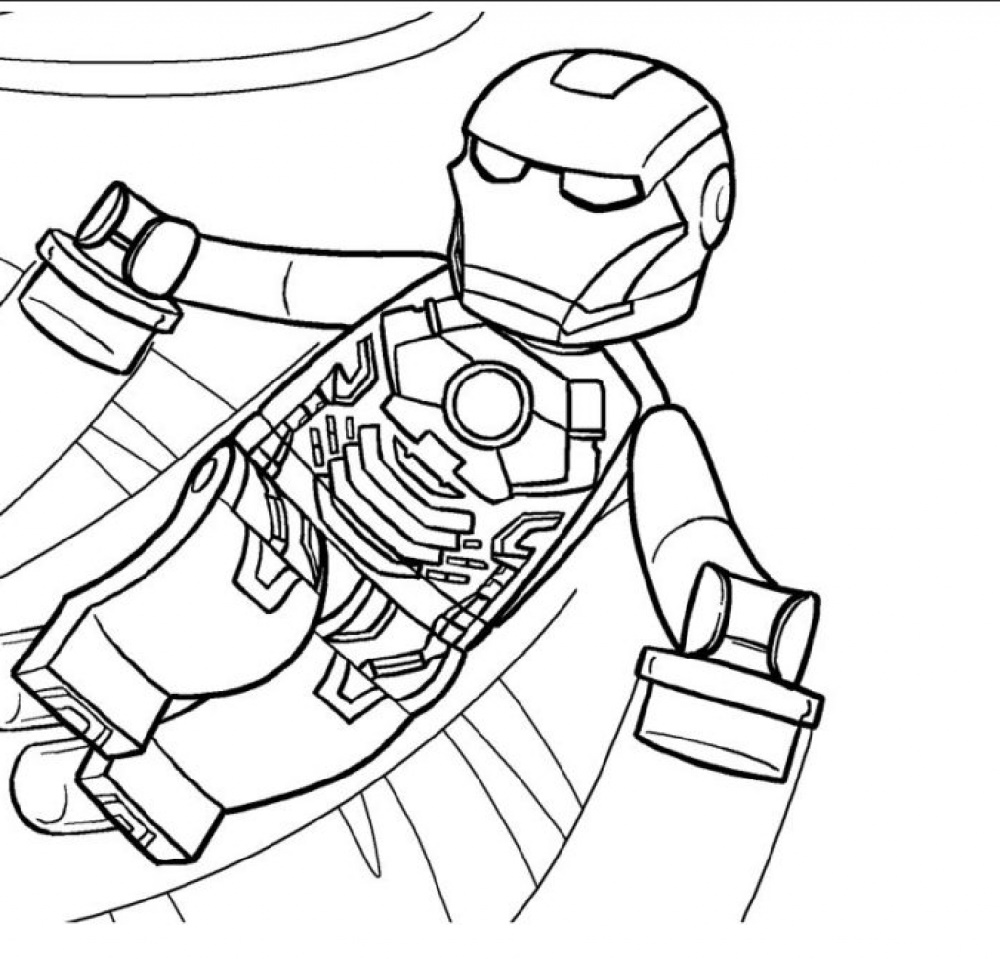 Lego-Iron-Man-Coloring-Pages-Printable