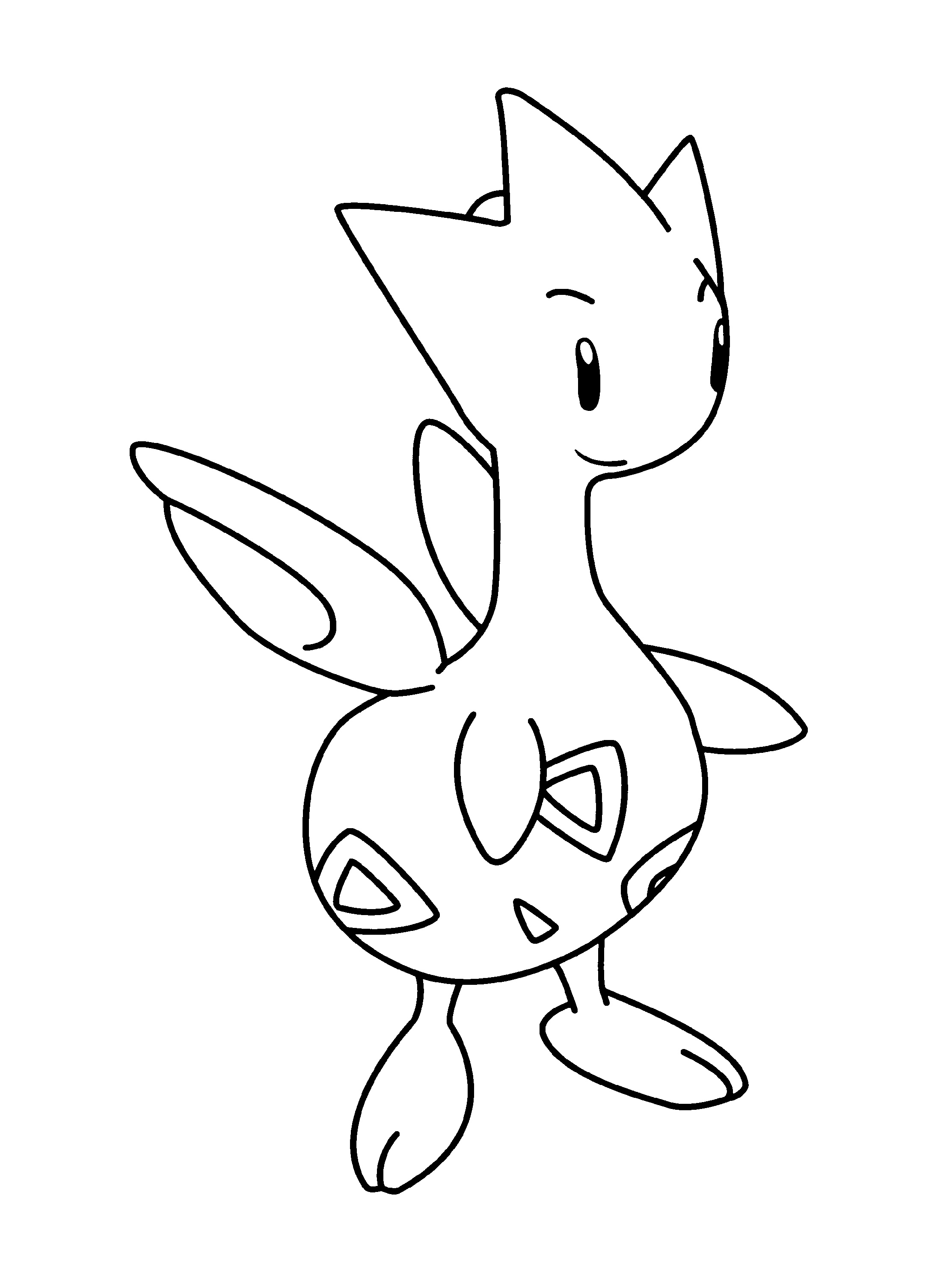 Pokemon Coloring Sheets Printable