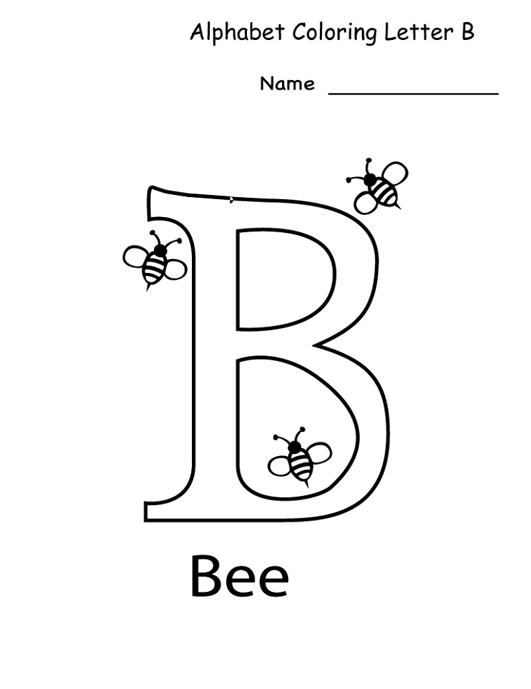 Printable Activities For 4 Year Olds Alphabet