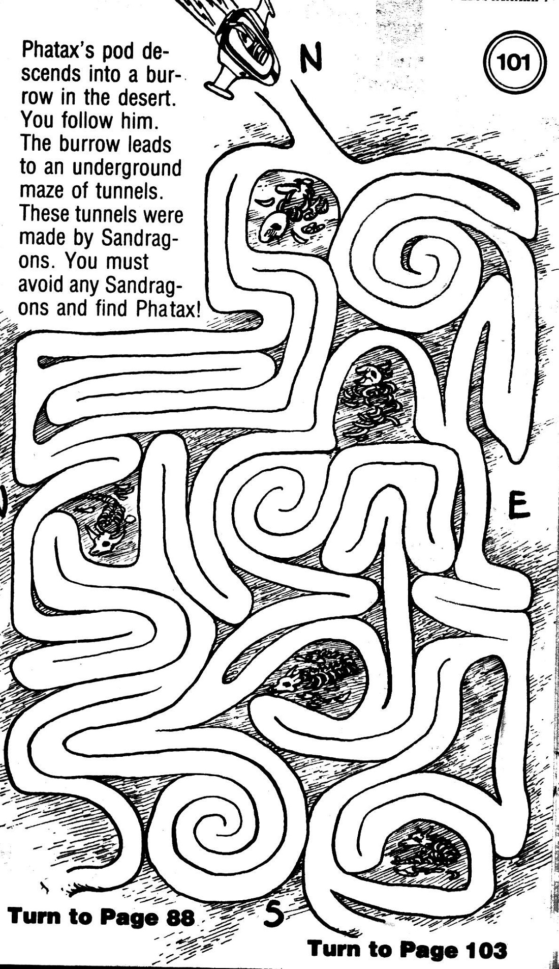 Printable Activity Books Maze