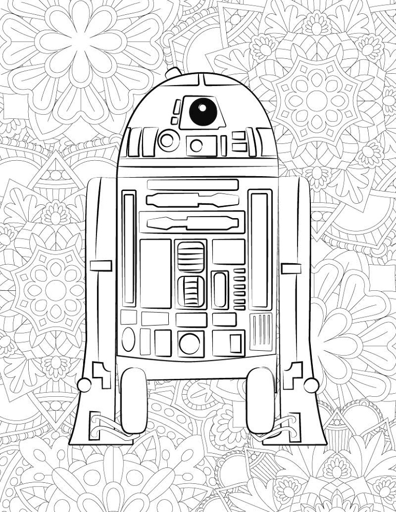 Rogue One Coloring Pages Free