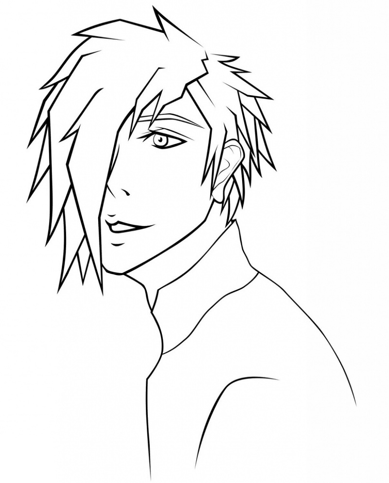 Anime-Coloring-Pages-Printable-Boy