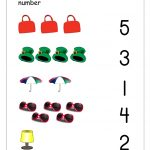 Basic Math Worksheets Counting