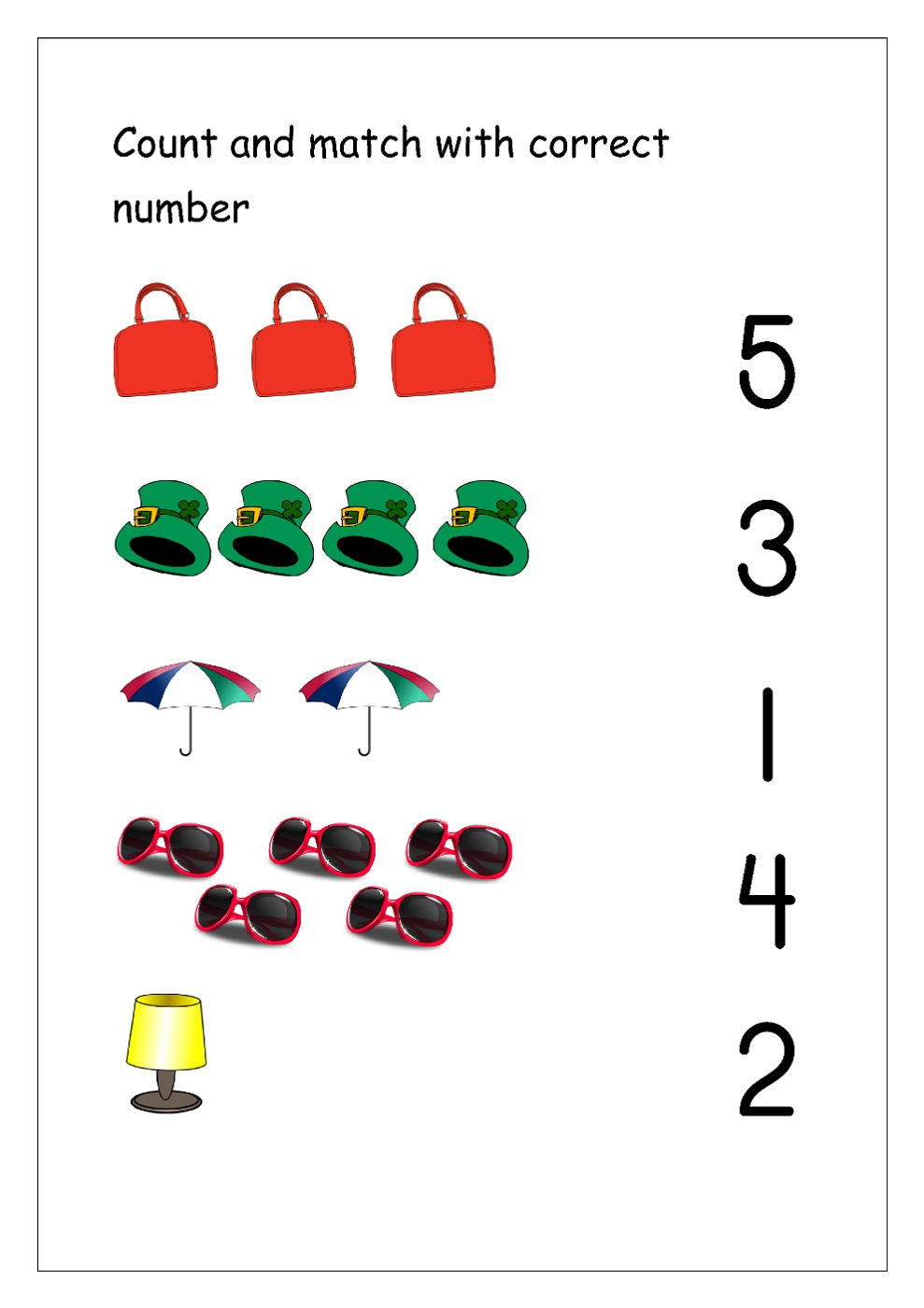 Basic Math Worksheets For Any Purposes | K5 Worksheets