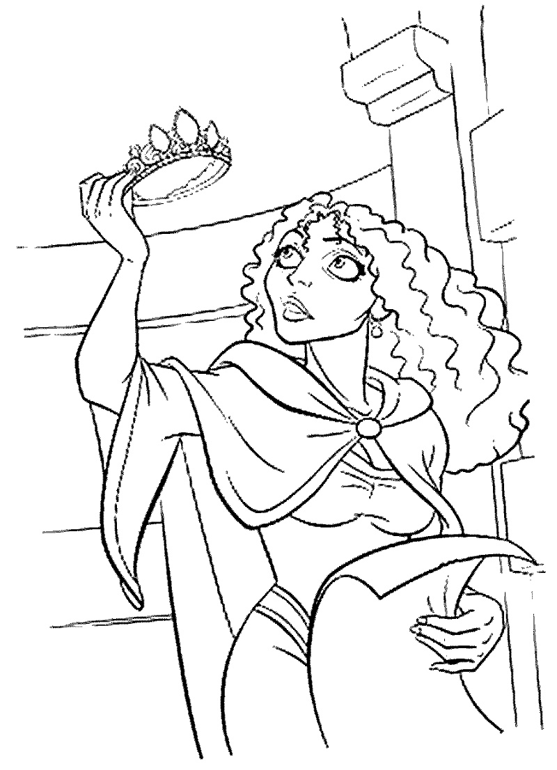 Disney Villains Coloring Pages And Aladdin