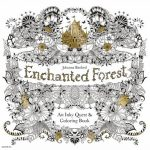 Adult Coloring Books Target Enchanted Forest