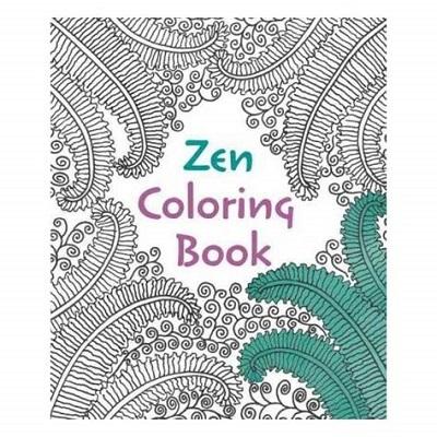 Adult Coloring Books Target Zen