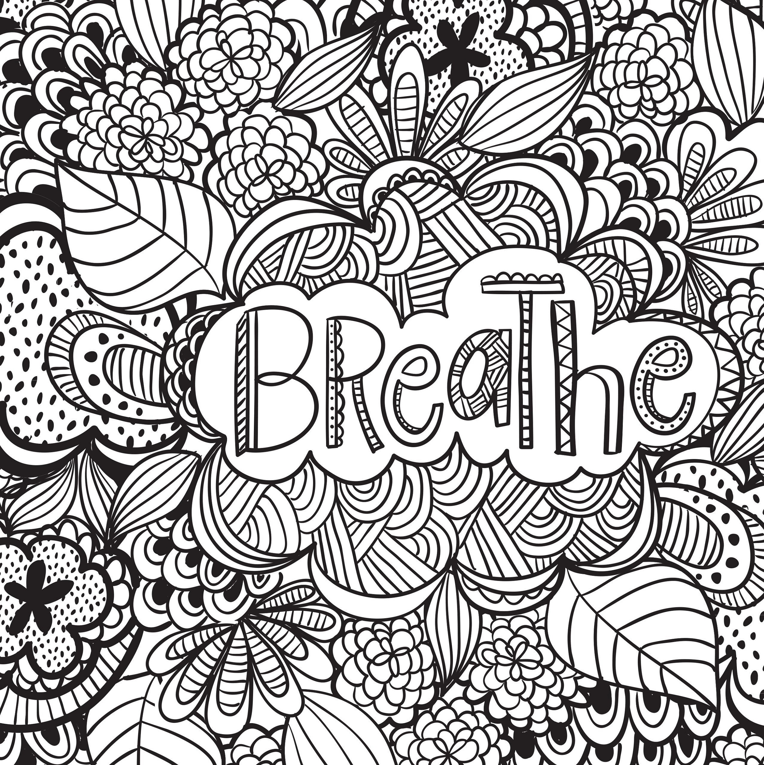 Coloring Books For Teens Printable