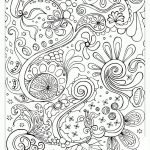 Coloring Ideas Abstract
