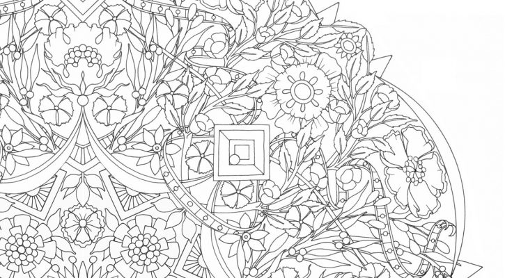 Coloring Pages Online Detailed