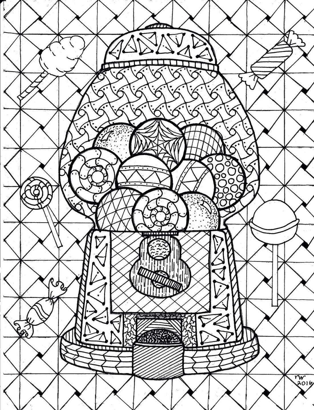 Coloring Pages Online Free