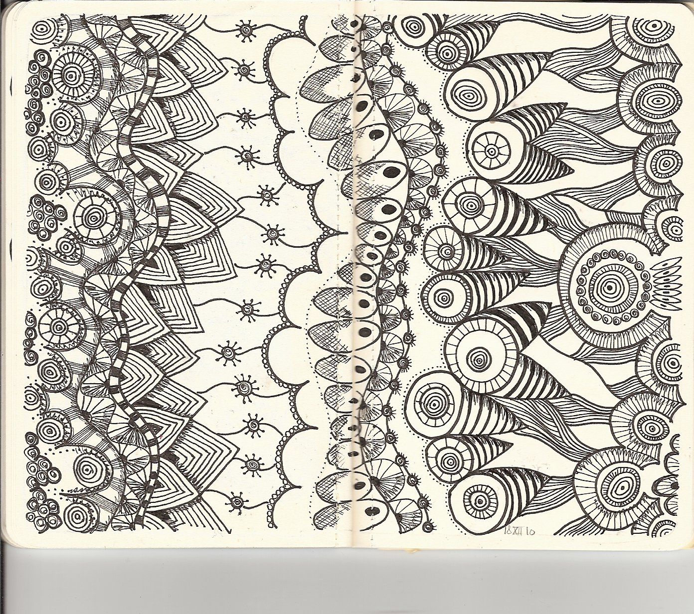 Coloring Pages Online Zentangle