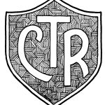 Ctr Shield Coloring Page Printable