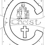 Bible Coloring Chart For Kids