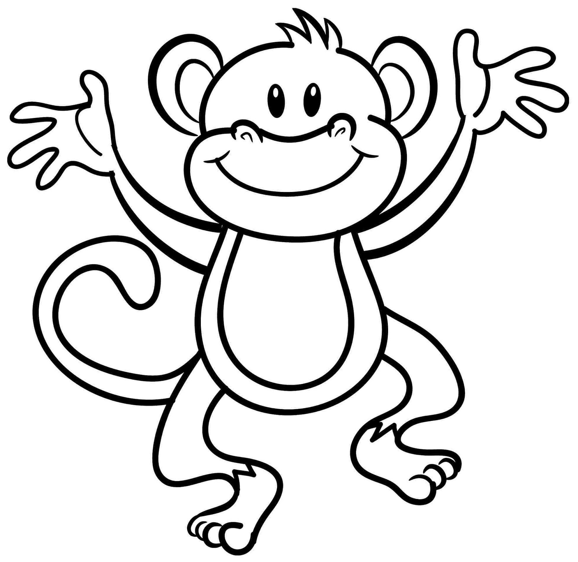 Children Coloring Pages Animal
