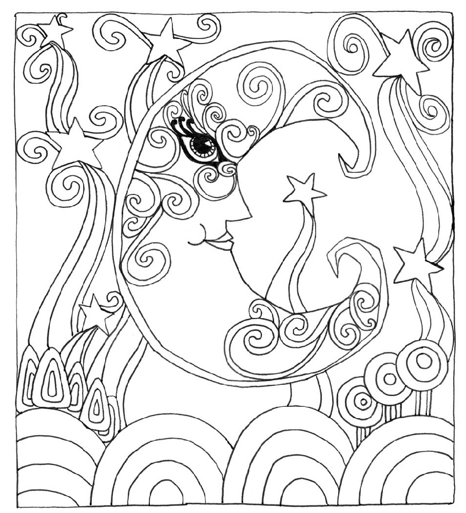 Color Me Coloring Book Printable