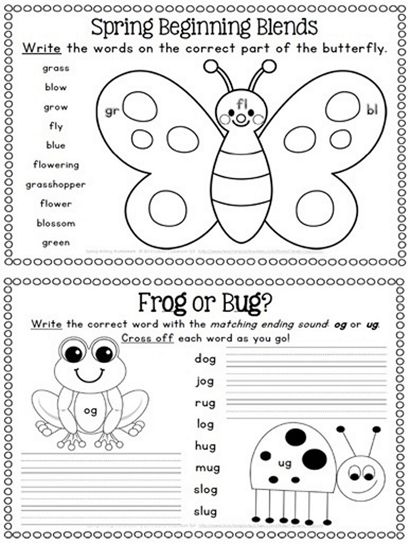 Free Printables For Children Activity