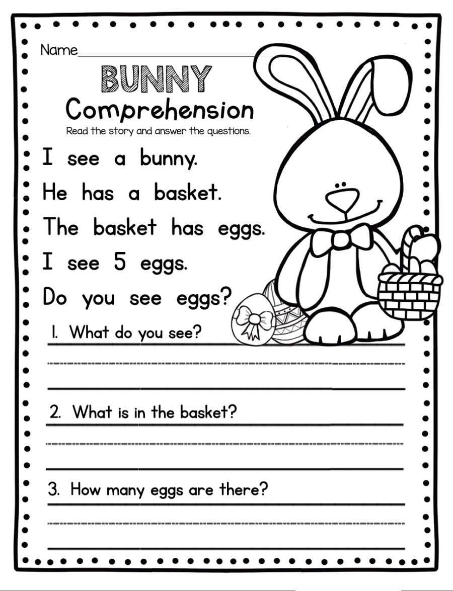 Free Printables For Children Literacy
