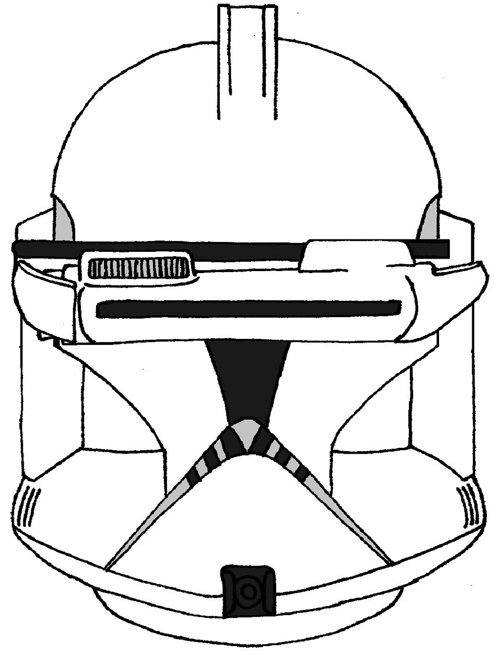 Clone Trooper Helmet Coloring Pages Download Best of Clone Troopers Coloring Pages Coloring Pages Kids