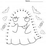 Free Printable Worksheets Connect The Dots