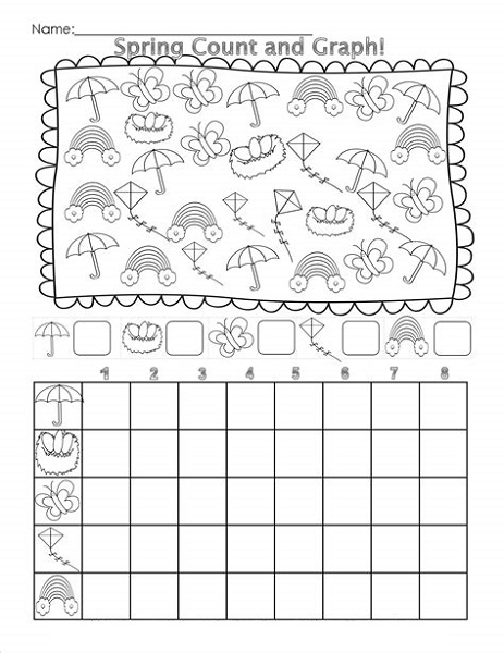 Graph Coloring Worksheets