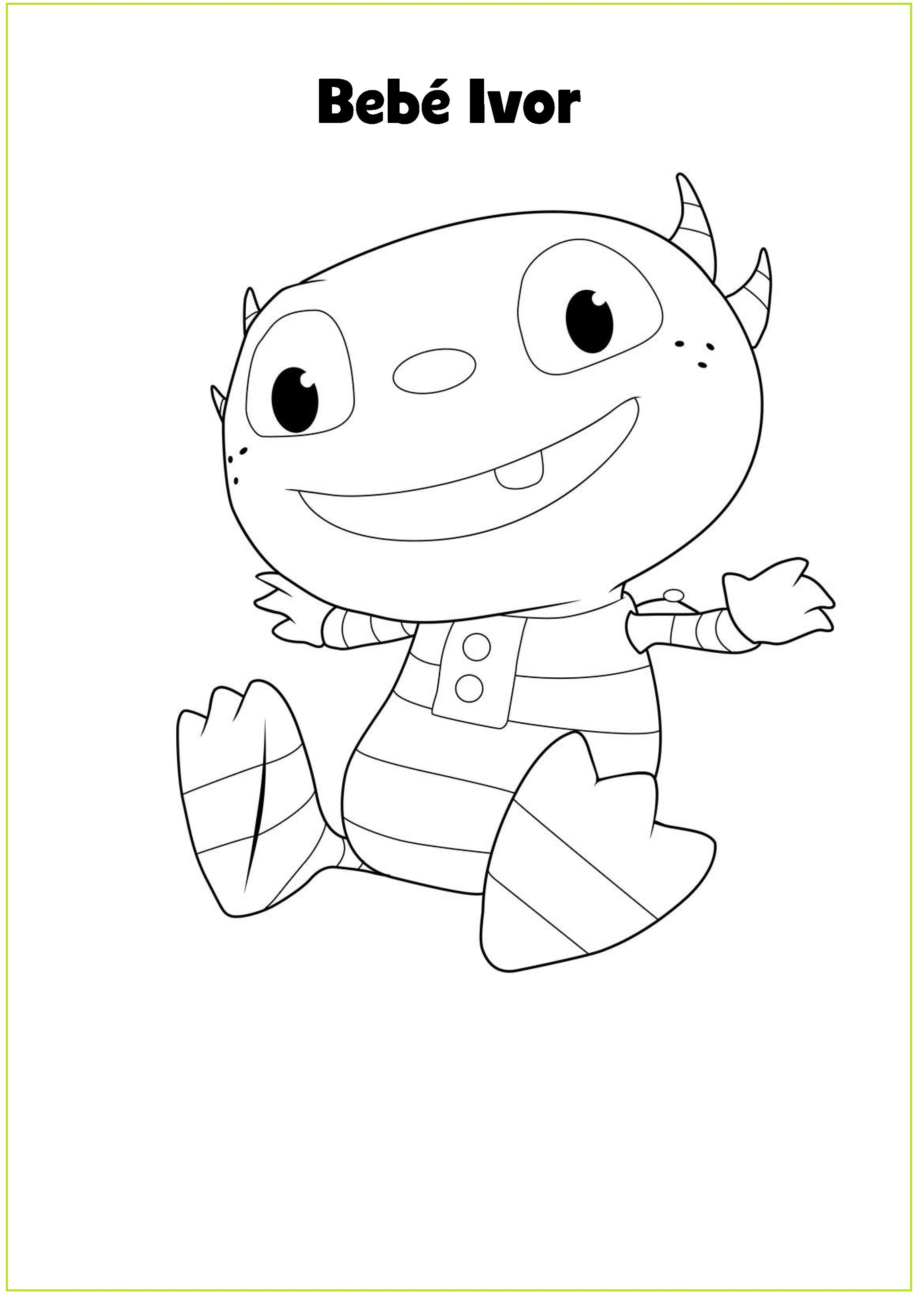 Henry Danger Coloring Pages Bebe Ivor