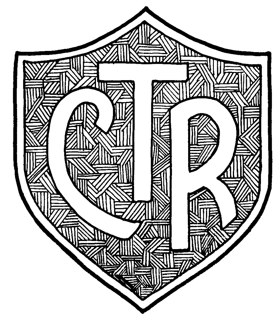 Ctr Coloring Page Pattern