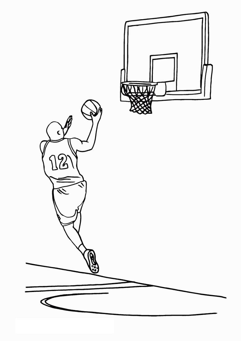 Jordan Coloring Book Printable
