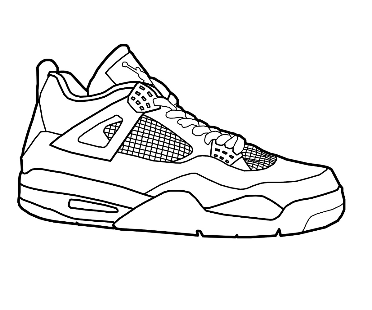Jordan Coloring Book To Print
