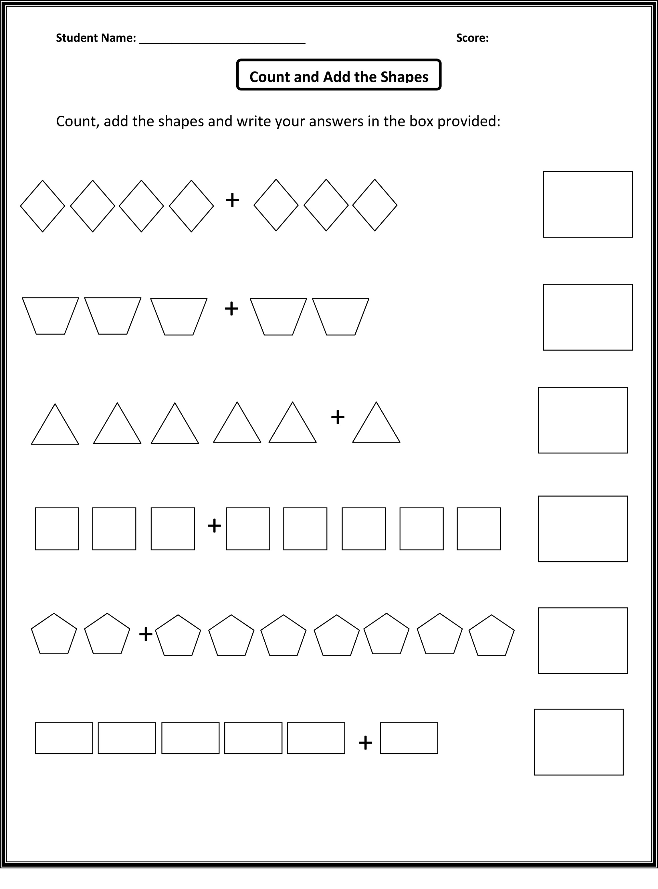Mathworksheets4kids Addition