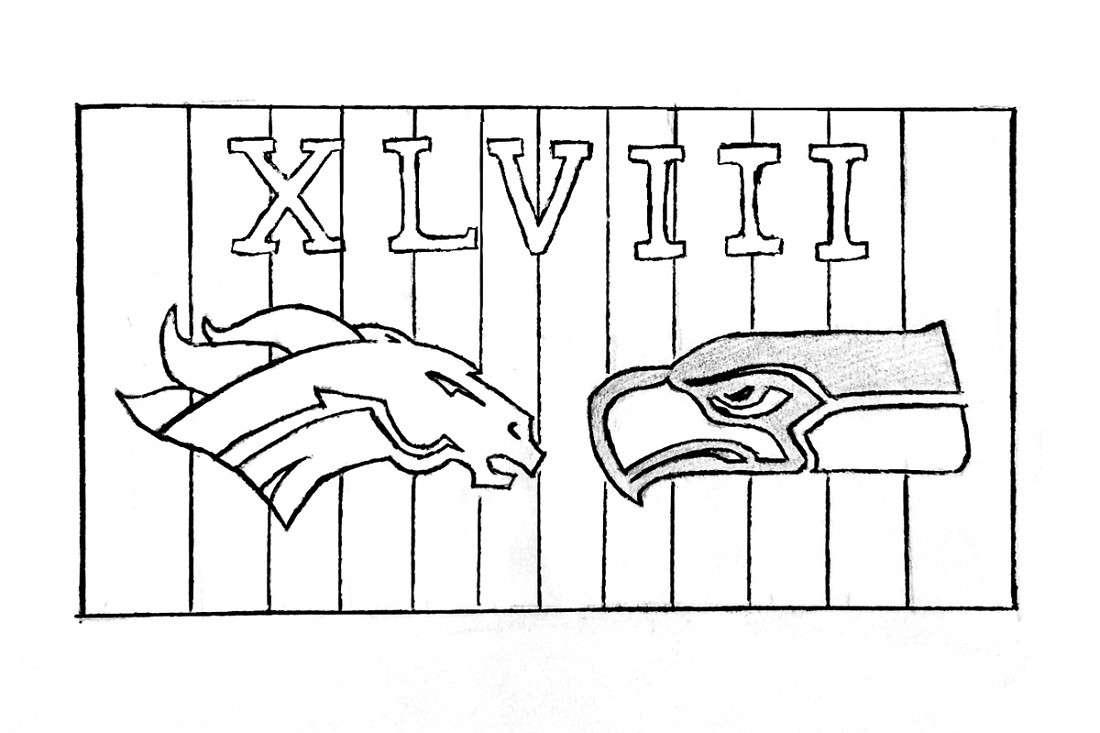 Seattle Seahawks Coloring Pages To Print