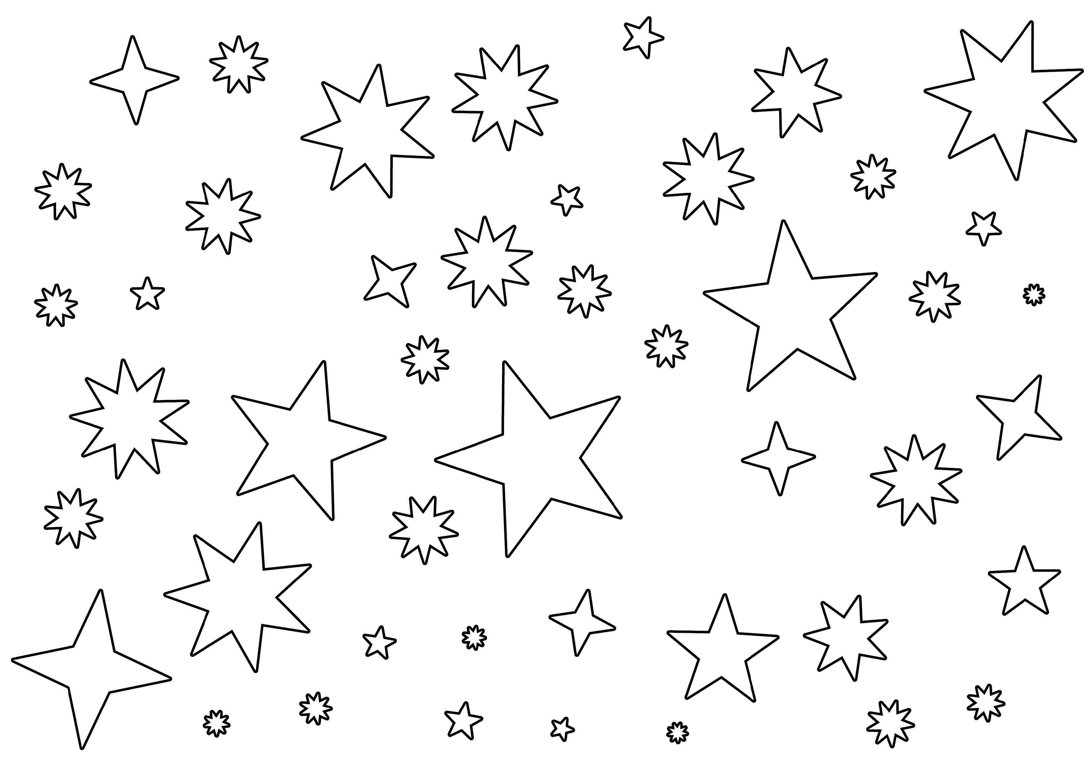 Star Coloring Free