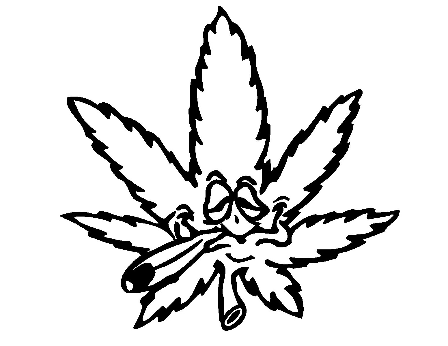 Weed Coloring Pages To Print