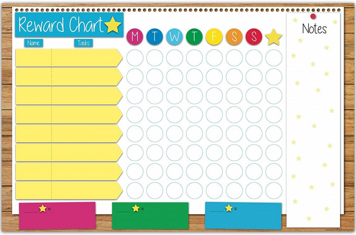 Make Your Own Reward Chart Magnetic
